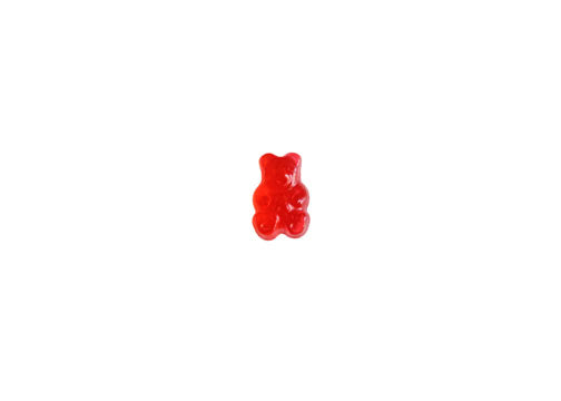 Sweet Strawberry Gummy Bears (4oz.)