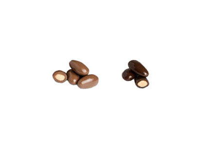 Chocolate Covered Almonds Duo