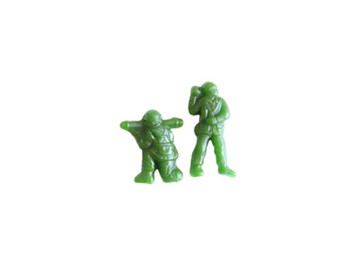 Apple Army Men (4oz.)