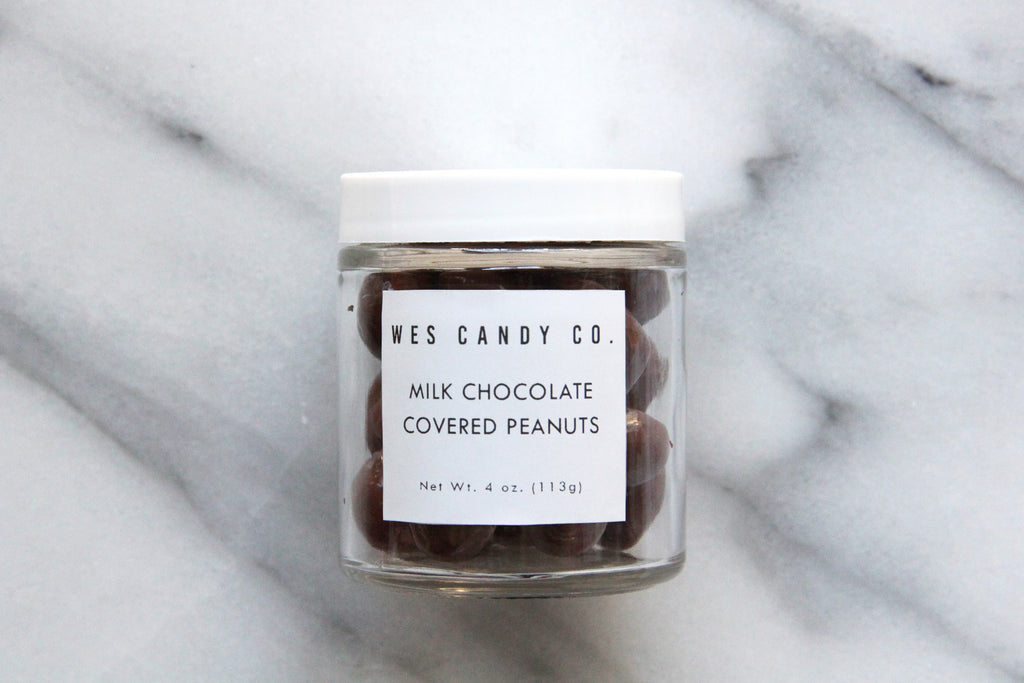 Chocolate Covered Peanuts (4oz.)