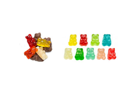 Gummy Bear Lovers Duo