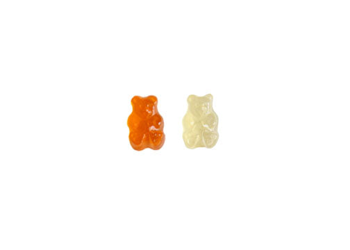 Peach Pineapple Gummy Bear Mix (8oz.)