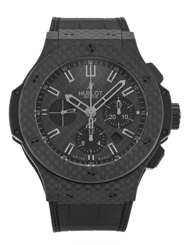 Hublot Big bang swiss movement replica men 44mm all black watch (batman) - top quality swiss movement knockoff replica designer watches from rolex, migos iced out philippe patek , AP, hublot and bust down iced out diamond jewelry