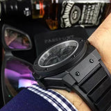 all black Hublot King Power 45mm Black Watch 715.CI.1110.RX 6962 - top quality swiss movement knockoff replica designer watches from rolex, migos iced out philippe patek , AP, hublot and bust down iced out diamond jewelry