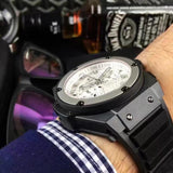 replic Hublot King Power 45mm Black Watch 715.CI.1110.RX 6962 (DIFFERENT Dial colors to  SELECT) - top quality swiss movement knockoff replica designer watches from rolex, migos iced out philippe patek , AP, hublot and bust down iced out diamond jewelry