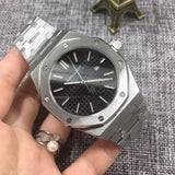 TOP QUALITY REPLICA Audemars Piguet Royal Oak 43mm White Watch smooth movement - top quality swiss movement knockoff replica designer watches from rolex, migos iced out philippe patek , AP, hublot and bust down iced out diamond jewelry