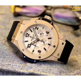 Hublot Big Bang 45mm replica men Watch - top quality swiss movement knockoff replica designer watches from rolex, migos iced out philippe patek , AP, hublot and bust down iced out diamond jewelry