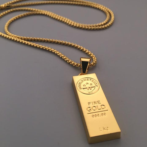 fine gold bar necklace - top quality swiss movement knockoff replica designer watches from rolex, migos iced out philippe patek , AP, hublot and bust down iced out diamond jewelry
