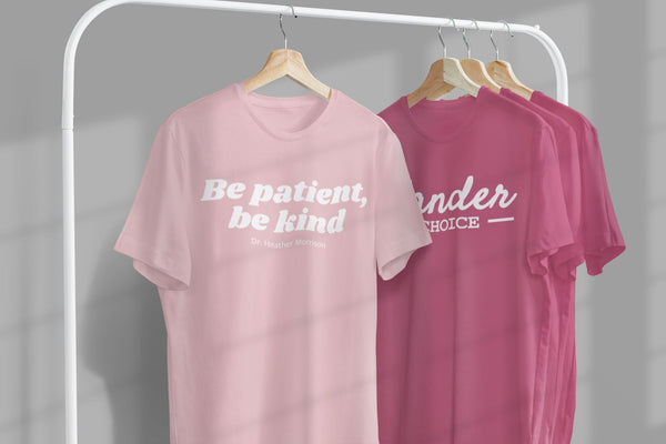 Pink shirts for Pink Shirt Day