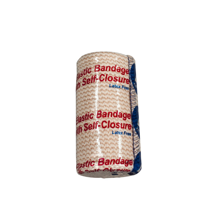 Elastic Bandage with Self Closure
