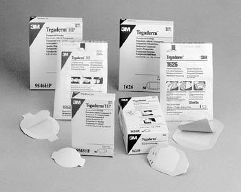 3M™ TEGADERM™ TRANSPARENT FILM DRESSING FRAME STYLE