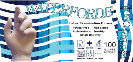 Premium Latex Exam Gloves Powder-Free