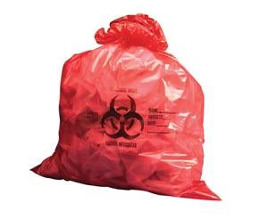 TIDI INFECTIOUS WASTE BAGS