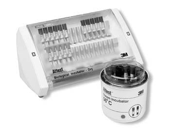 3M™ ATTEST™ BIOLOGICAL INDICATOR INCUBATORS