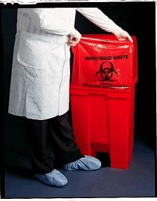 MEDEGEN SURE-SEAL™ INFECTIOUS WASTE BAGS