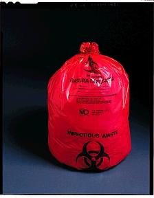 MEDEGEN ULTRA-TUFF™ INFECTIOUS WASTE BAGS