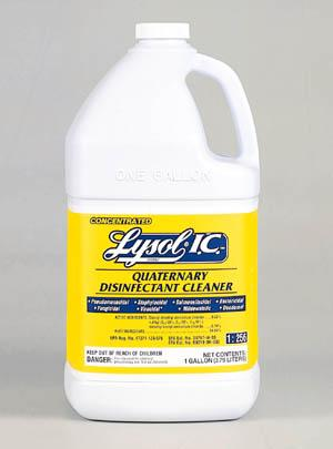 SULTAN LYSOL® I.C.™ QUATERNARY DISINFECTANT CLEANER