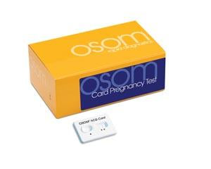 SEKISUI OSOM® HCG CARD PREGNANCY TEST