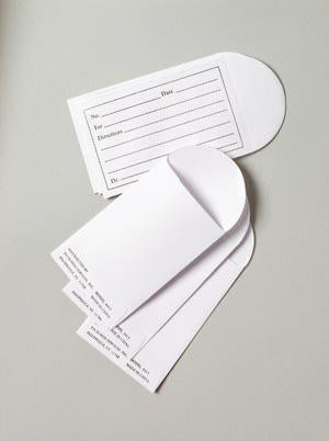 TECH-MED PILL ENVELOPE