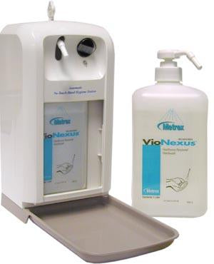 METREX VIONEXUS™ NO TOUCH DISPENSER