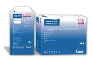 ANSELL MICRO-TOUCH® NITRATEX® STERILE EXAM GLOVES