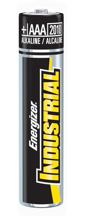 ENERGIZER INDUSTRIAL BATTERY - ALKALINE
