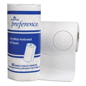 GEORGIA-PACIFIC PREFERENCE® PERFORATED ROLL TOWELS