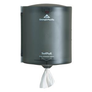 GEORGIA-PACIFIC SOFPULL® TOWEL DISPENSERS