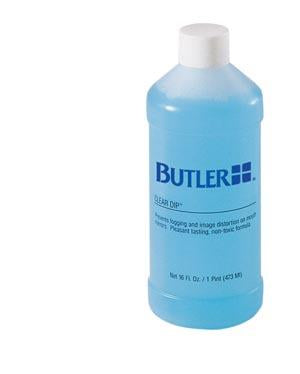 SUNSTAR BUTLER® CLEAR DIP® ANTI-FOGGIN SOLUTION