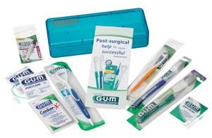 SUNSTAR GUM® DENTAL KITS