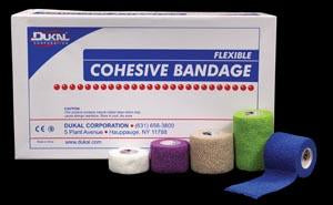 DUKAL COHESIVE BANDAGES