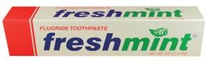 NEW WORLD IMPORTS FRESHMINT® FLUORIDE TOOTHPASTE
