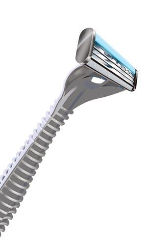 ACCUTEC PERSONNA® FACE RAZOR