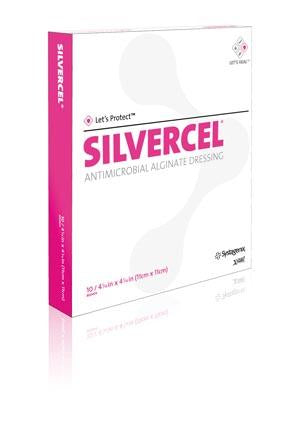 ACELITY SILVERCEL® NON-ADHERENT ANTIMICROBIAL ALGINATE DRESSING