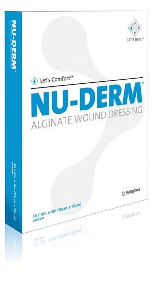 ACELITY NU-DERM™ ALGINATE WOUND DRESSING