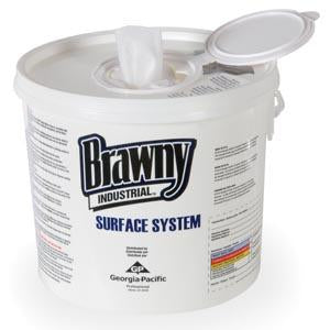 GEORGIA-PACIFIC BRAWNY INDUSTRIAL™ SURFACE SYSTEM WIPER