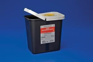 COVIDIEN/MEDICAL SUPPLIES RCRA HAZARDOUS WASTE CONTAINERS