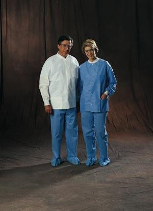 HALYARD UNIVERSAL PRECAUTIONS LAB JACKET