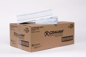 GRAHAM MEDICAL PREMIUM STRETCHER SHEETS