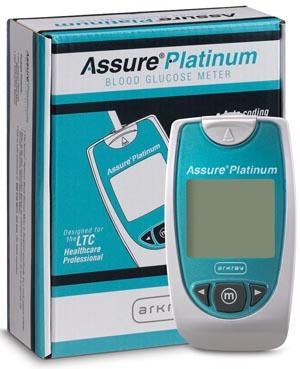 ARKRAY ASSURE® PLATINUM BLOOD GLUCOSE MONITORING SYSTEM