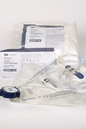 COVIDIEN/MEDICAL SUPPLIES CURITY™ DRAIN BAGS