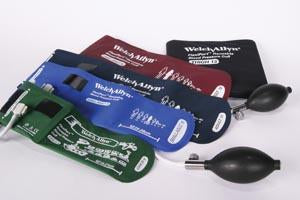 WELCH ALLYN REUSABLE FLEXIPORT CUFFS