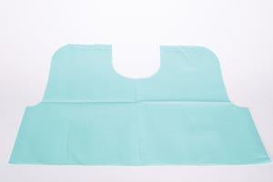 TIDI TISSUE POLY TISSUE PATIENT CAPE