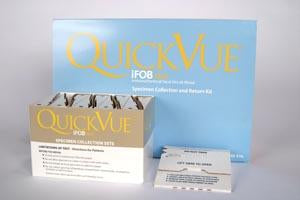 QUIDEL QUICKVUE® iFOB TEST KIT