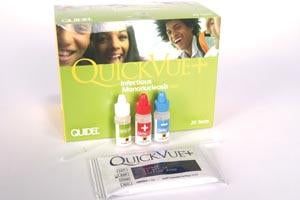 QUIDEL QUICKVUE® INFECTIOUS MONONUCLEOSIS TEST