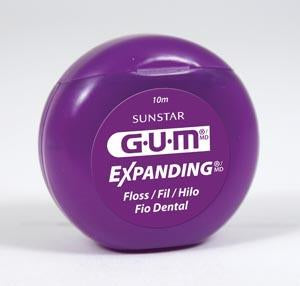 SUNSTAR GUM® DENTAL FLOSS - STARTER SIZE