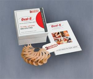 3 POINT PRODUCTS OVAL-8® FINGER SPLINTS