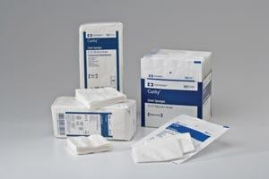 COVIDIEN/MEDICAL SUPPLIES CURITY™ COVER SPONGES