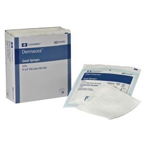 COVIDIEN/MEDICAL SUPPLIES DERMACEA™ GAUZE SPONGES