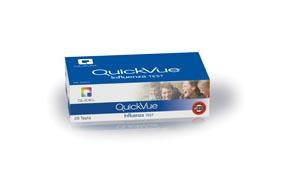 QUIDEL QUICKVUE® INFLUENZA TEST